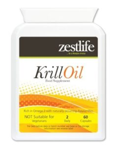 aceite de krill contraindicaciones