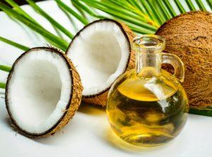 aceite de coco usos