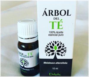 aceite de te verde oriflame