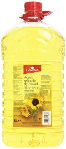 aceite de girasol marcas