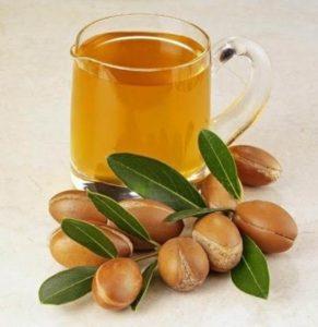 aceite de argan en ingles