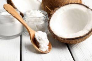 aceite de coco para cocinar