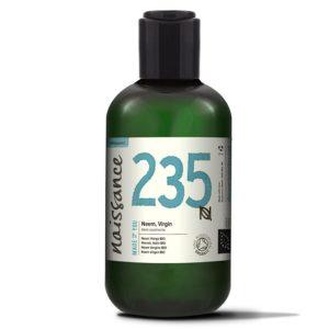 aceite de neem para el acne