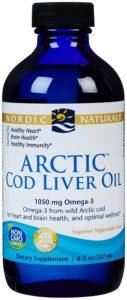 aceite de higado de bacalao para el asma