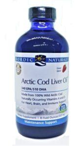 aceite de higado de bacalao contraindicaciones
