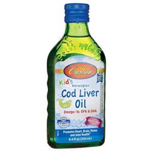 aceite de higado de bacalao dosis
