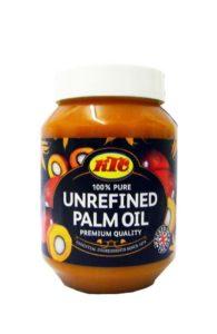 aceite de palma alimentos